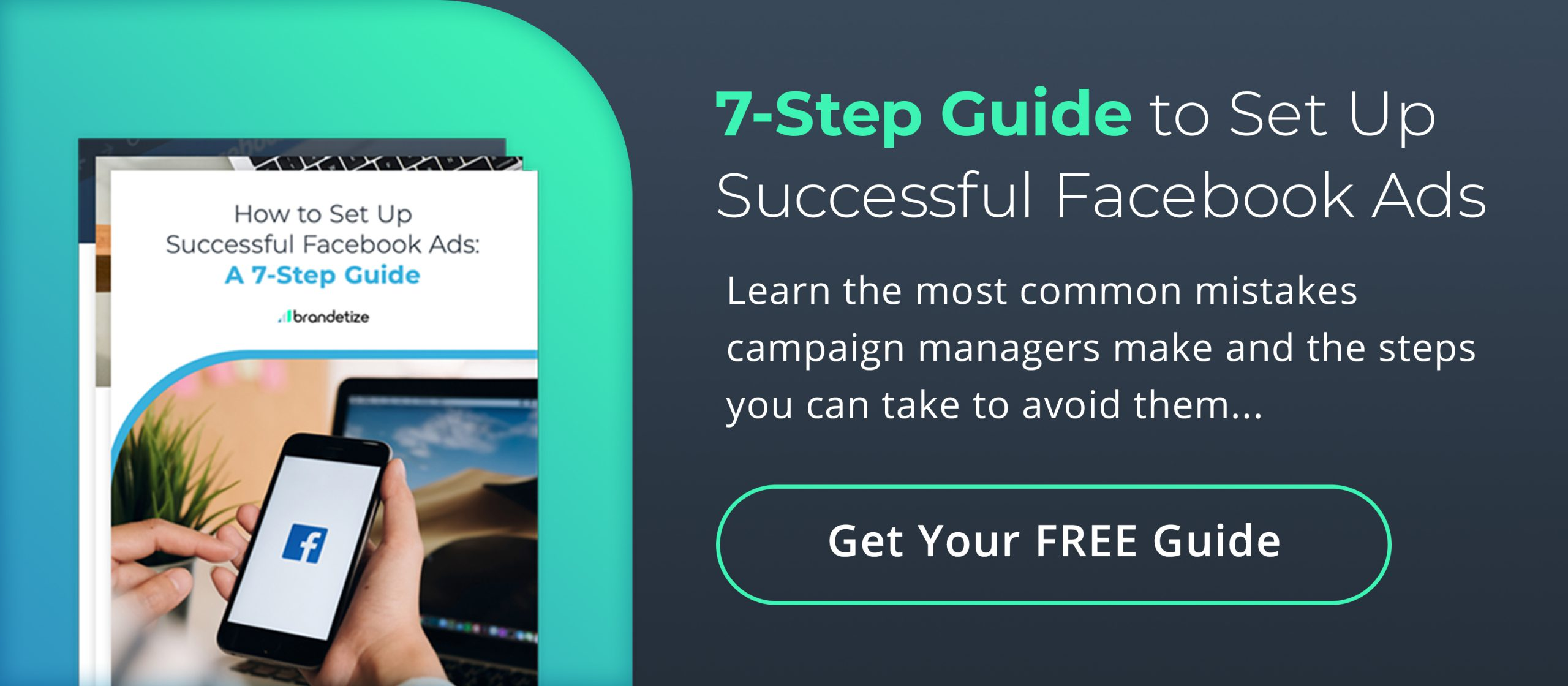 Learn Facebook Ads in 7 Steps